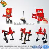 Agriculture machine Farm Cultivator muti-function tools with variety of spare parts