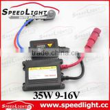 Hot Selling Stable quality slim 9 to 16V 35W 55W Mde HID Ballast