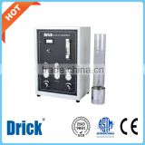 DRK304A Oxygen index tester suitable for burning performance test
