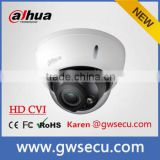 IK10 Waterproof Weatherproof Metal housing 2MP mini dome camera IP66 Rohs cvi cctv camera