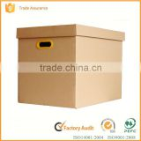 hot sale storage house moving paper shipping box