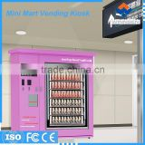 Coolant type fruit and vegetables vending machine