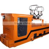 CJY7/6,7,9GP variable-frequency trolley locomotive for underground mine,China manufacture variable-frequency trolley locomotive