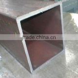 ASTM A500 GRADE A-E square and rectangular steel pipe/ERW square and rectangular steel tubes
