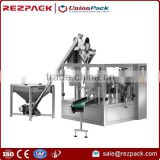 Automaitc Powder packing machine with auger filler