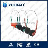 Hospital Disposable headphone with earphone cover For In Bed Patients head set                                                                         Quality Choice