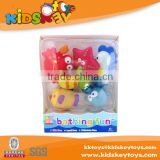 new products mini Water marine animals bath toy animals
