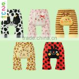 2015 Autumn Animal Pattern Anti-pilling Baby harem Pants
