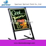 2015 Custom New Type Led Poster Writing Board