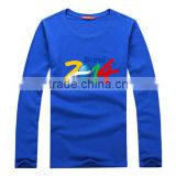 2014 world cup fishion T-shirt,custom t-shirt for world cup brazil 2014