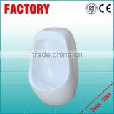 Ceramic corner urinal mounted wall sensor stall urinal school hotel urinal blocks WC children urinal