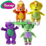 HI EN71 Cheap Custom Barney Plush Toy
