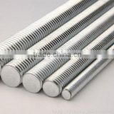 High quality stainless steel thread rod din975