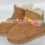 Wholesale Kid Boots Soft Fur Sheepskin Baby Shoes For Winter                                                                         Quality Choice                                                     Most Popular
