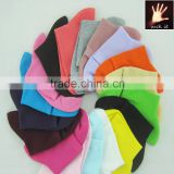 women foot crack cotton heel type prevent weather-shack crack stockings socks candy colors