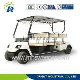 high end environment friendly battery use golf buggy