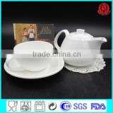 strengthen porcelain tea pot&tea cup grace tea ware teapots wholesale                                                                         Quality Choice
