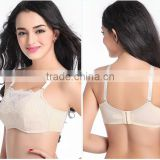 hot selling 75-95ABC underwire or wireless mastectomy bra prosthesis women use to put into silicone breast forms artificial boob