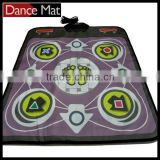 USB 2.0 TV RCA Non-slip Dance Revolution DDR Dancing Pad Mat