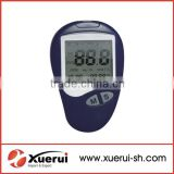 portable digital blood glucose monitor