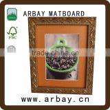 beautiful design photo frame with seashell shadow box frame black photo frame white board