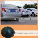 New wireless LoRa networking parking space detector for municipality smart PGS parking guidance system