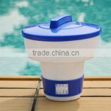 LYT Guangdong cheap floating chlorine tablet Chemical auto feeder dispenser for swimming pool