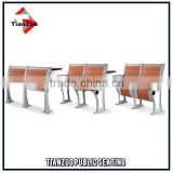 Tianzuo Aluminum Frame college used student chairs furniture