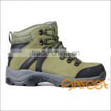 Waterproof light weight hiking boot man, leather hiking shoes, professional hiking shoes Made in China (SA-4201)