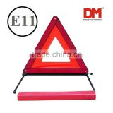 DM safety reflective warning triangle