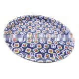 Dongguan factory nice metal serving tray