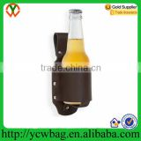 Belt attachment Convenient Genuine Leather Classic Beer Holster