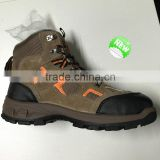 unisex gender and safety shoes type men leather work boots