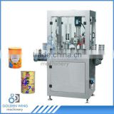 Automatic Milk Powder Vacuum Seamer Sealing Machine for Tin Can Box Making Machines Production Line