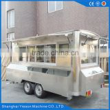 YS-FV450A Yieson High Quality burger stall mobile canteen
