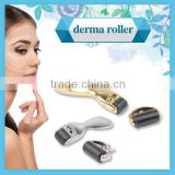 Beijing high cost-effective injury scars removal 600 stainless micro needles derma roller kit with changeable head L013