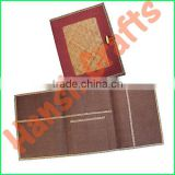 Multi-pocket file folder