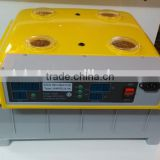 Automatic Digital Small Size Protable Incubator for 48 eggs Chicken/Duck/Goose/Quail Incubator