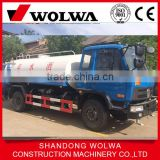 10m3 water tank truck for sale in china manufacturer
