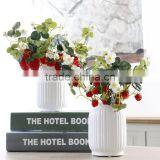 Flower arranging DIY accessories plastic Strawberry Mulberry fruit decorative artificial flowers