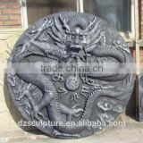 Best quality bronze dragon relief statue sale