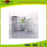 Factory Wholesale Plastic Egg Shaped Kitchen Timer