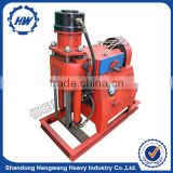 ZLJ-250 Coal mining hydraulic tunnel drilling rig small drilling machine