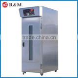 Commercial industrial Bread making machine 16 Trays bread proofer for hotel kitchen equipment