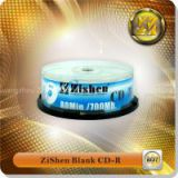 China Wholesales Blank Disk Cd Printable