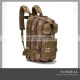 Camo nylon outdoor shooting hunting camping hiking backpack