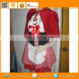 india costume, christmas uniform, lady sexy lingerie open breast black dress maid costume