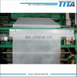 Top 20-50GSM PVA water soluble stock lot nonwoven paper from China non woven fabric manufacturer