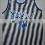 100% Polyester Sublimation Basketball Uniform | Basket Ball Uniform with Numbers and Names | Premium Quality