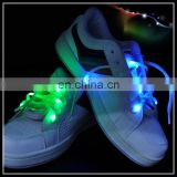 2018 Hot Selling Factory Price Led Shoe Lace Flashing Luminous LED Shoelaces